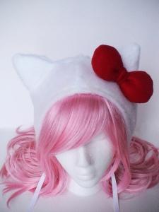 Hello Kitty Ears Hat
