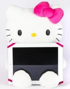 Hello Kitty Tablet Holder
